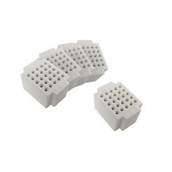 Micro-Laborsteckboards 25 Kontakte 5er Pack