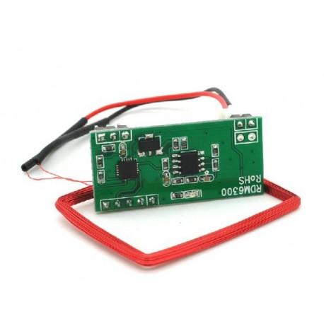 125KHZ EM4100 RFID Karte lesen Modul RDM630 (UART) kompatibel Arduino