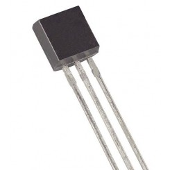 LM35DZ Temperatursensor 0/+100°C , TO92