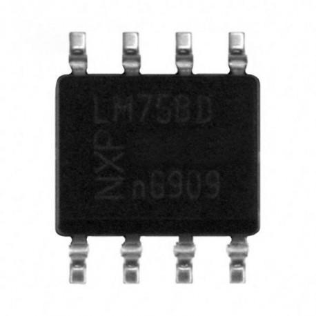 I²C Digitaler Temperatursensor, SO-8