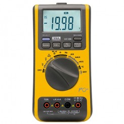 VA18B Digital-Multimeter mit PC-Link