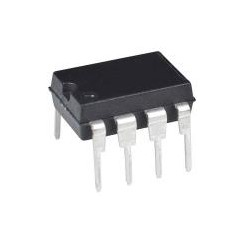 MCP6022-E/P Operationsverstärker, zweifach, 10 MHz, 2,7V/µs, DIP8