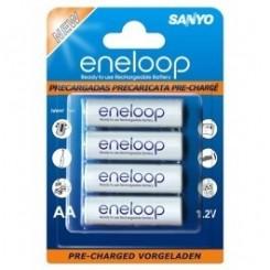 Sanyo ENELOOP NiMH 2000mAh AA 4-er Pack