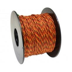 PVC Kabel 3-adrig 100m für Graupner