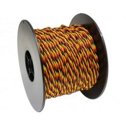 PVC Kabel 3-adrig 100m für Multiplex