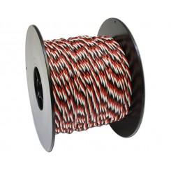 PVC Kabel 3-adrig 100m für Futaba