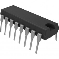 High Speed CMOS Schieberegister 8-bit DIP 16