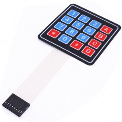 4x4 Matrixtastatur