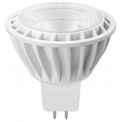 LED Reflektor, 5 W - Sockel GU5.3, warm-weiß, ersetzt 32 W