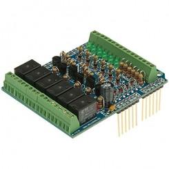 Velleman I/O Shield für Arduino, KA05, Bausatz
