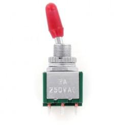 Kippschalter 2-pol 5A 125Vac