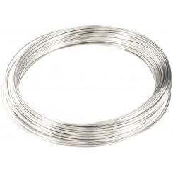 Kupferdraht blank verzinnt Ø 0,8 mm 25 m Ring