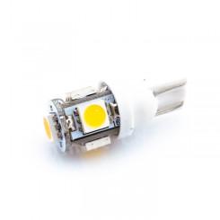 LED S T10 Cluster SMD 5050 kaltweiß