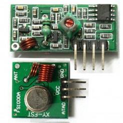Funk-Sender/Empfängermodul 433MHz für Arduino