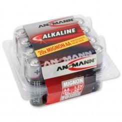 Ansmann Alkaline Batterie, Mignon, 20er Box