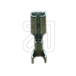 Kerb-Flachsteckhülsen 1,5mm² 4,8mm 10-er