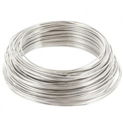 Kupferdraht blank verzinnt Ø 0,8 mm 10 m Ring