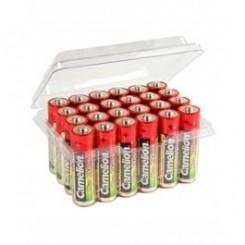 Camelion Batterie Alkali Mignon AA 1,5 V Box 24 Stück