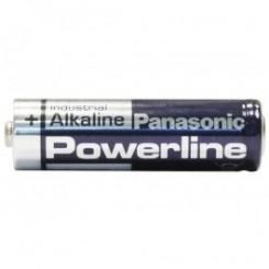 Panasonic PowerLine Alkali Mignon AA 1,5 V 4 Stück