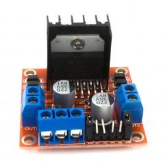 Raspberry PI-Steuerungsplatine L298N Doppelte H-Brücke Schrittmotor-Treiber