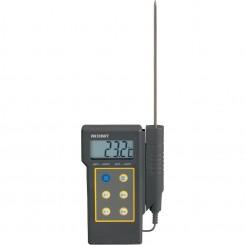 Temperatur-Messgerät inkl. Fühler-Typ NTC
