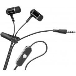 In-Ear Headset - Basic Kopfhörer mit Freisprecheinrichtung