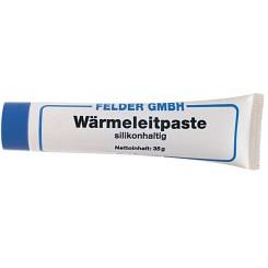 Wärmeleitpaste silikonhaltig 35 g weiß