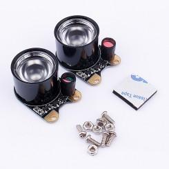 Infrarot Strahler LED 3W für Nachtsicht Raspberry Pi Kamera