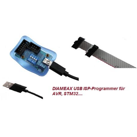 AVR-Programmer In-System-Programmer Atmel AVR 8bit RISC Microcontroller