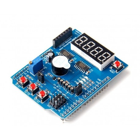 Multifunktionale Shield Modul für Arduino Lenardo Mega 2560