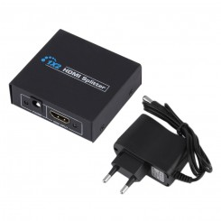 HDMI Splitter 2-fach 3D HDCP 4K UHD Full HD