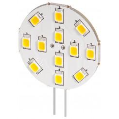 LED Strahler, 2 W - Sockel G4, warm-weiß, nicht dimmbar