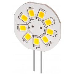 LED Strahler, 1,5 W - Sockel G4, kalt-weiss