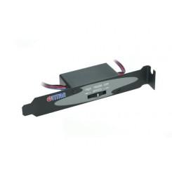 Titan Lüfter Speed Controller TTC-SC01 im Slotblech