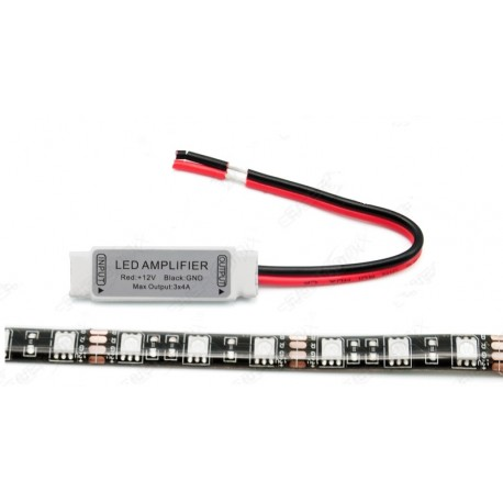 Mini LED RGB Strip Verstärker