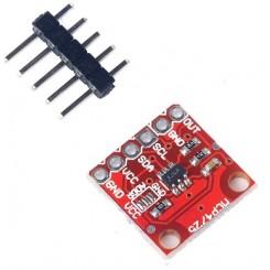 MCP4725 Breakout Board - 12-Bit DAC