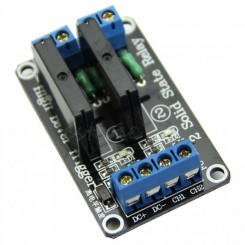Arduino Solid Stay Relay