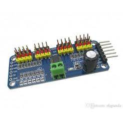 16-Channel 12-bit PWM Servo Driver - I2C