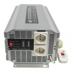 Wechselrichter 24V zu 230V 2500W