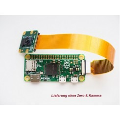 Raspberry Pi ZERO Camera Adapter