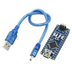 Nano V3.0 ATmega328P CH340 Arduino kompatibel