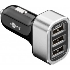 Triple USB-Autoladegerät 5,5 A
