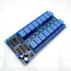 Relaiskarte für Arduino 16-fach