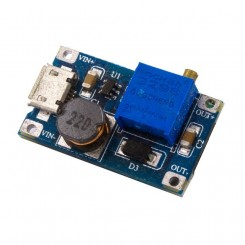 DC-DC Step-Up 5V zu 5-26VDC