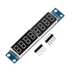MAX7219 LED Dot Matrix 8-Digit