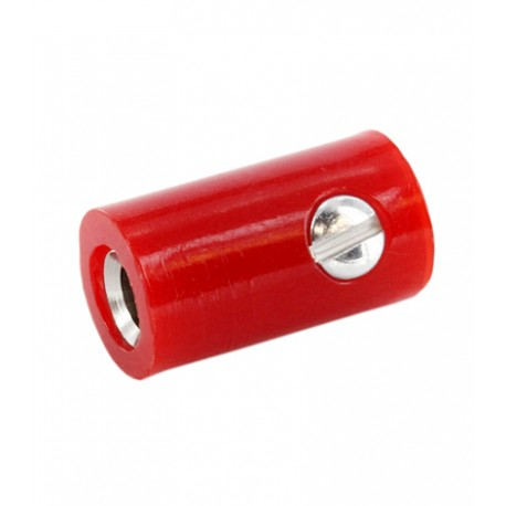 HO-Kupplung 2,6 mm rot
