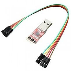 USB-TTL Konverter CP2102