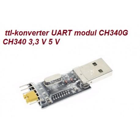 USB-TTL Converter UART module CH340G