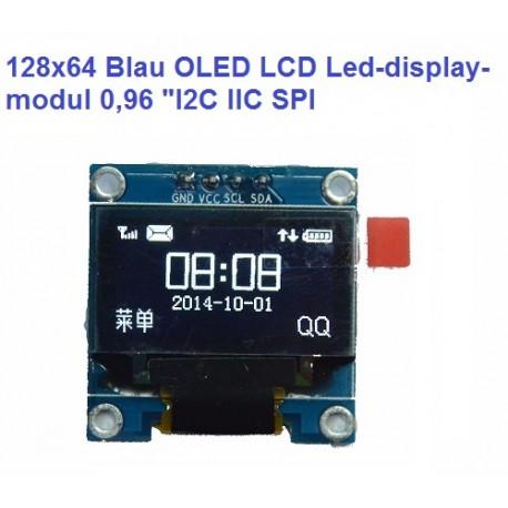 """OLED (B) Display 0.96"""""""