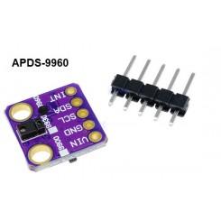 APDS-9960 RGB und Gestik Sensor